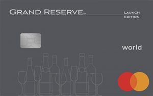 A picture of the Grand Reserve Credit Card